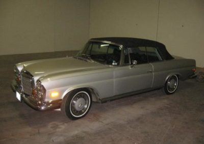 Mercedes-Exterior